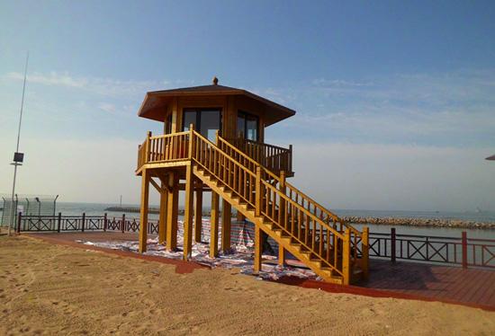 沈陽護欄廊架——在哪里能買到質量好的秦皇島碳化木
