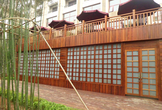 想要購買優質的碳化木找哪家 滄州景觀防腐木