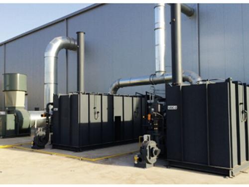 印染废气处理方案——河北列格环保工程提供优惠的voc废气治理系统装置