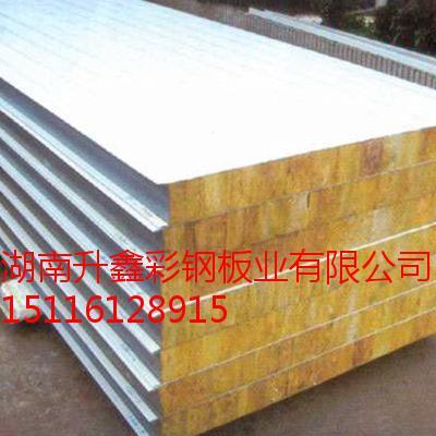 厂家直销供应岩棉板瓦楞岩棉压型板