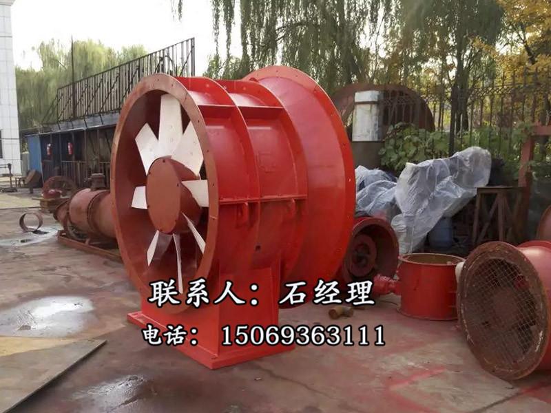 金河風機供應好用的礦山風機_JK58-1-NO.4礦山風機
