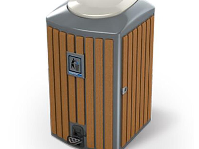 甘肃环卫设施厂家|甘肃兴华环境设施批发甘肃垃圾桶