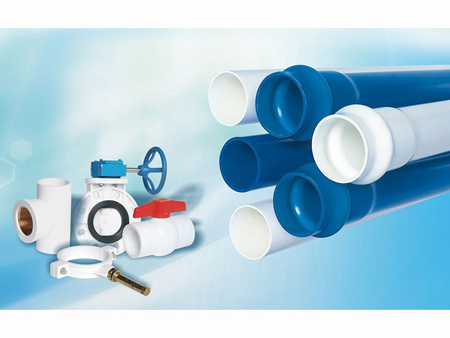甘肃汉兴管材批发-品质好的给水管广汇塑胶供应