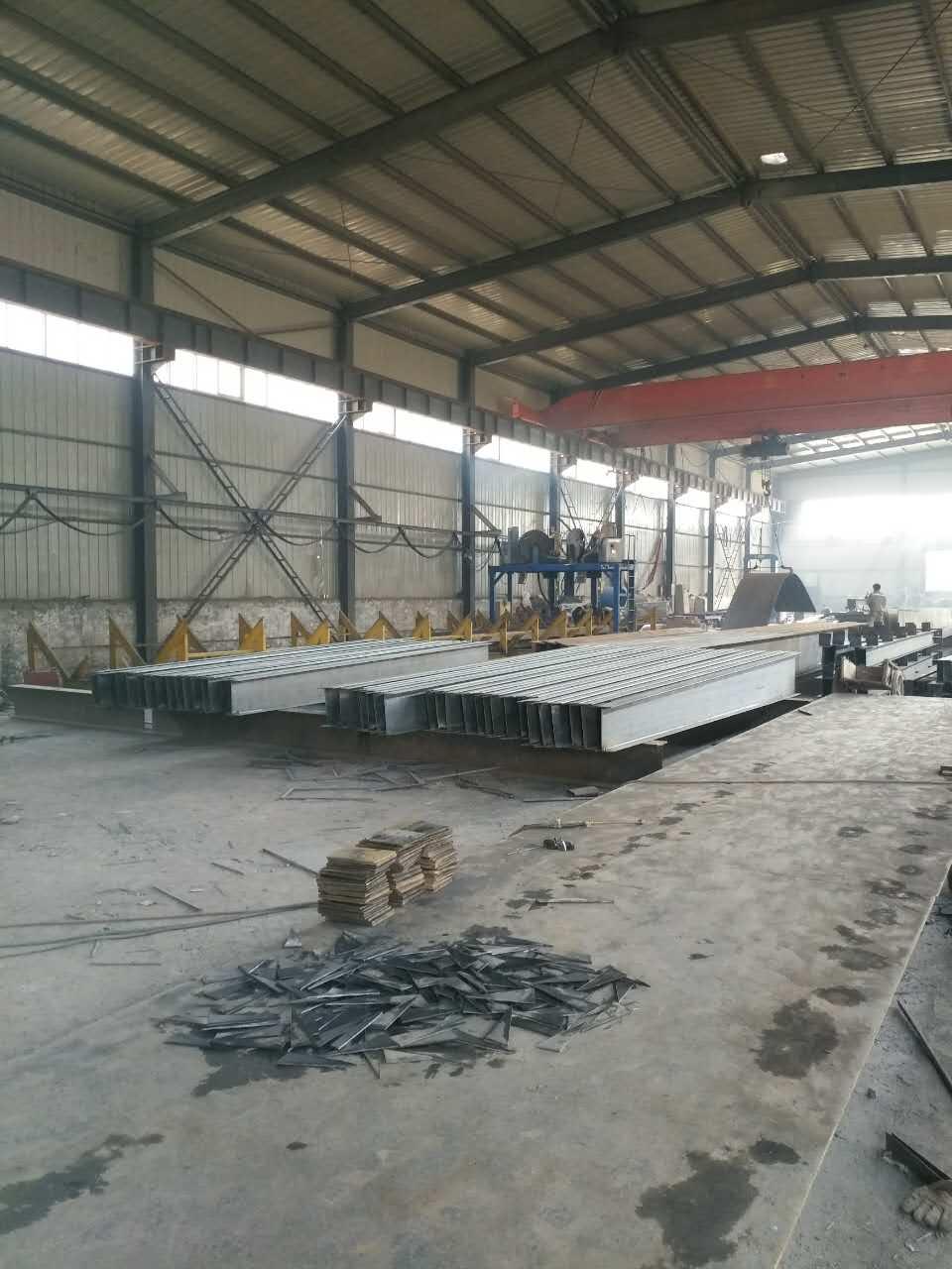 兰州钢结构厂家-钢结构靠谱供应商