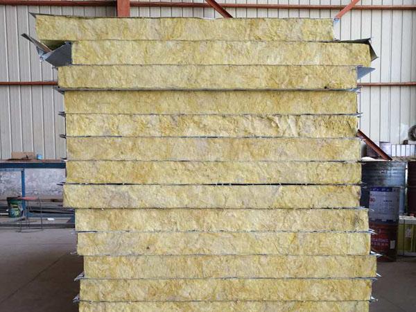 甘肃防火岩棉板|钢结构供应厂商