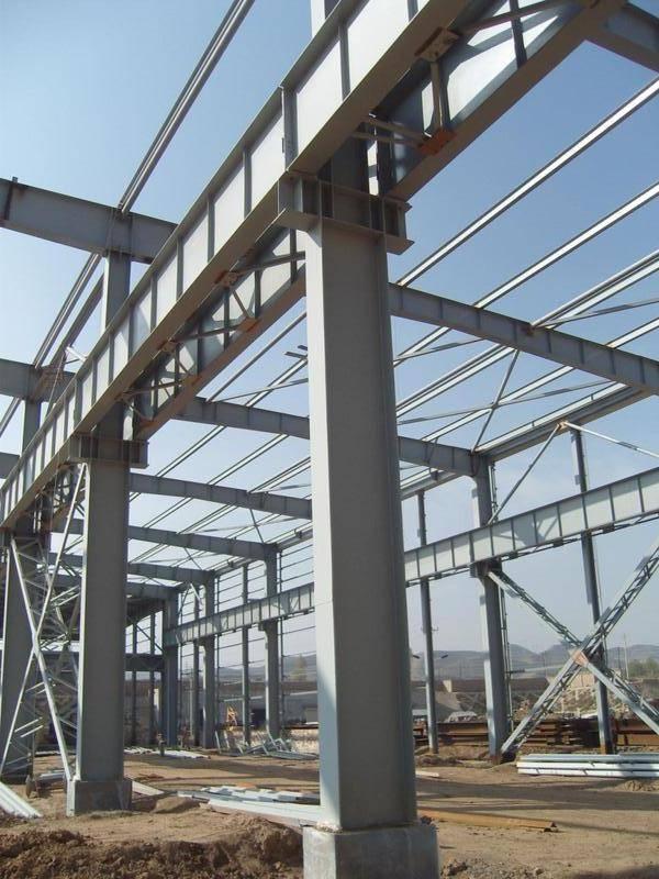 甘肃钢结构工程-兰州钢结构制作