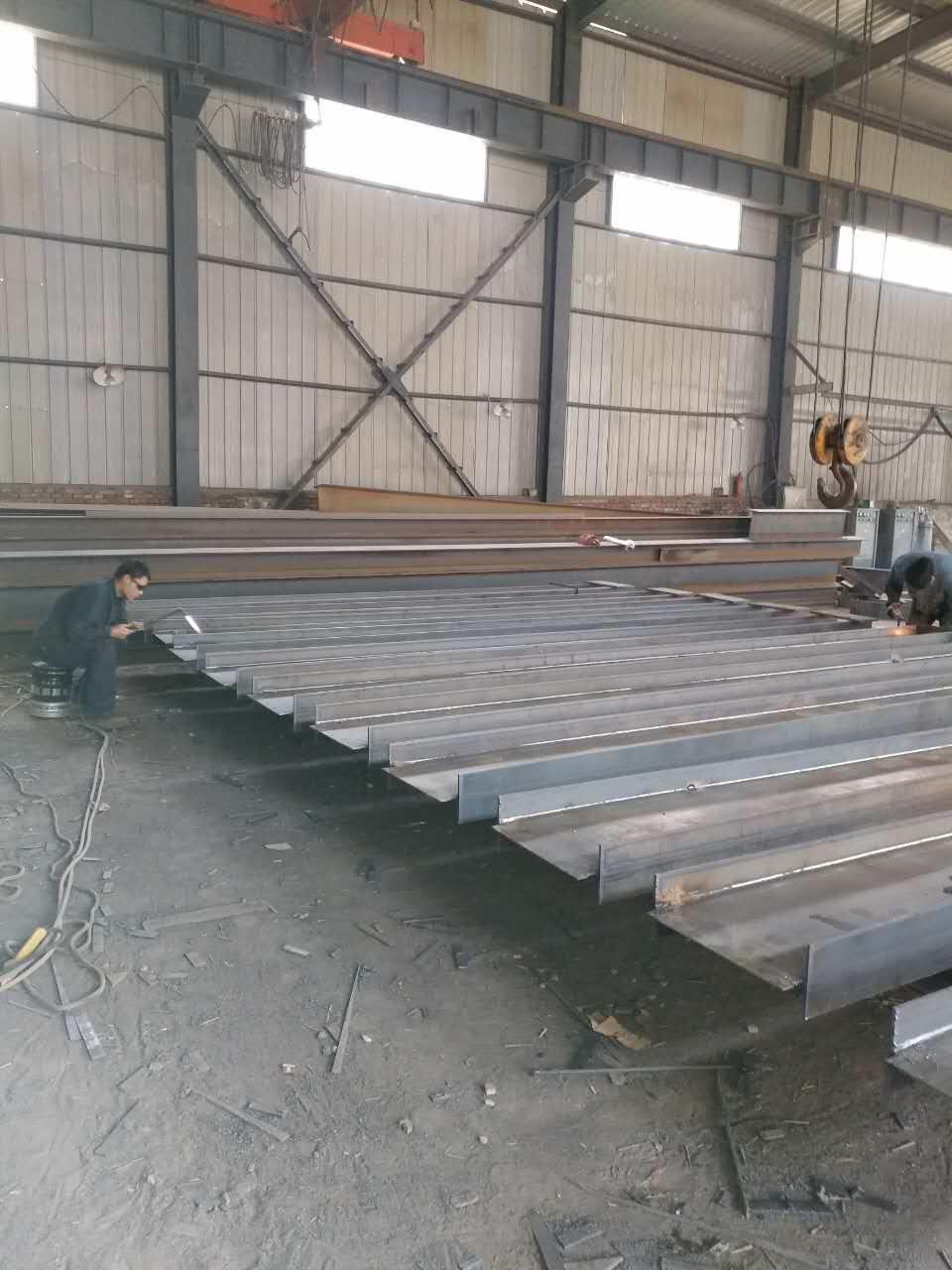 嘉峪关钢结构设计_钢结构价格怎样