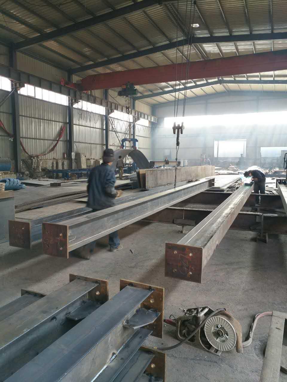 钢结构报价_甘肃轻型钢结构造价