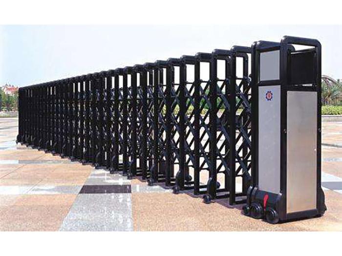 宁夏电动伸缩门-供应耐用的银川旋转门