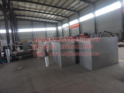 山东锦松环境设备专业生产镀锌板风管 吉林镀锌板风管