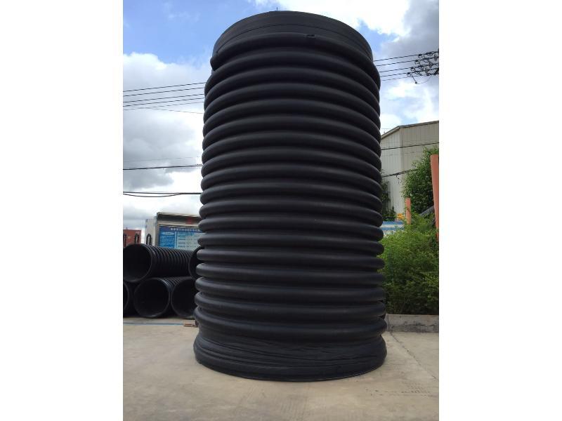泉州HDPE缠绕增强排水管选鼎力克拉管业_价格优惠-HDPE缠绕增强排水管爆销