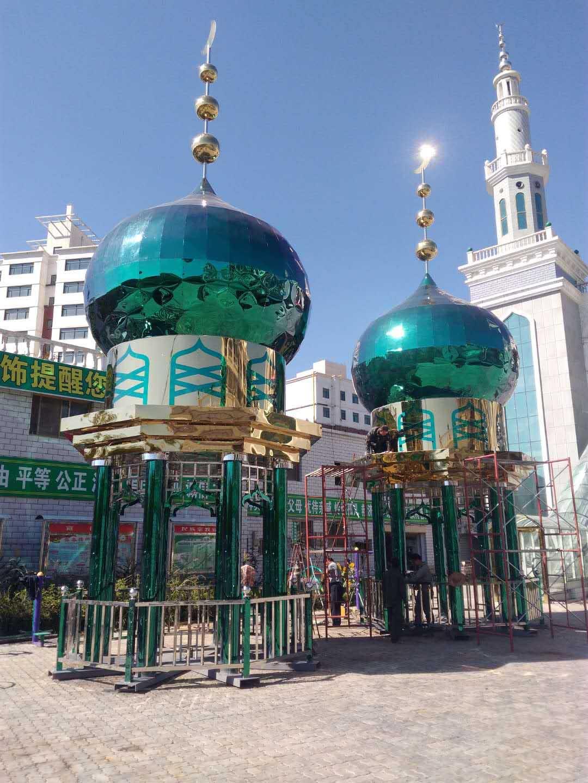 同心清真寺造型_银川哪里有信誉好的造型制作