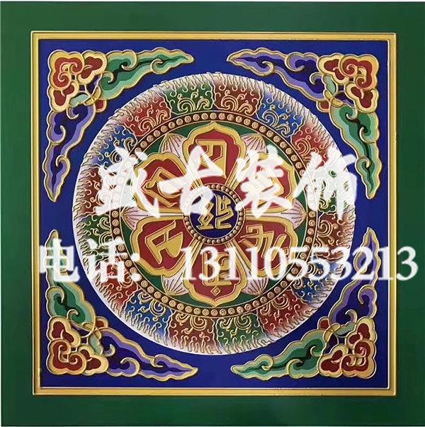 盛古装饰可信赖的古典吊顶画板销售商,江苏古典吊顶画板