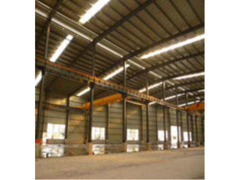 泉州钢结构标准厂家设计|钢结构标准厂房建造找川工钢结构工程