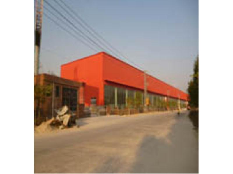 安全的标准厂房_优良的厂房安装就在川工钢结构工程