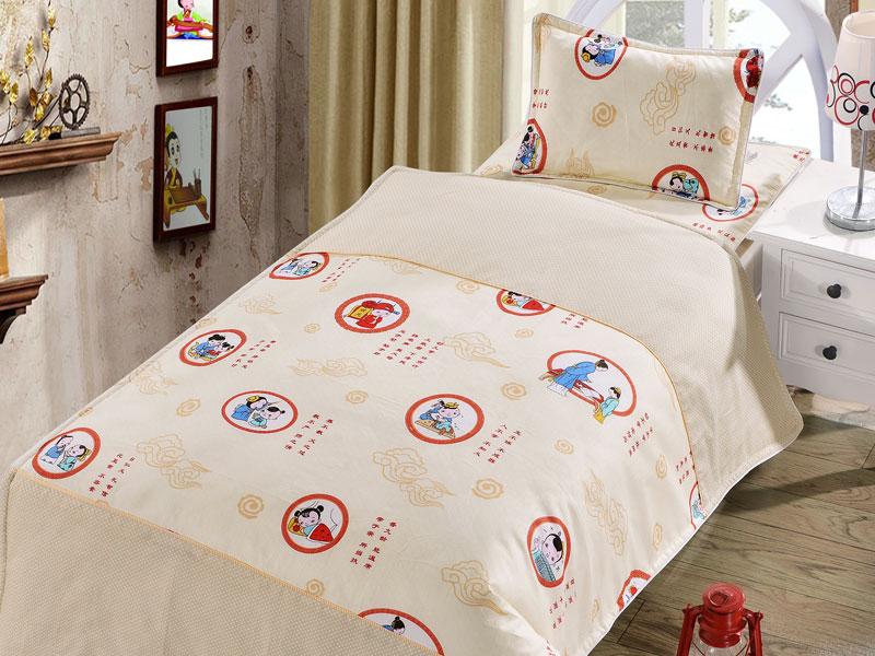 门头沟幼儿园棉被厂家直销-山东专业的睿洋家纺幼儿园三件套品牌
