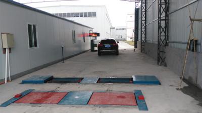 质量超群的汽车检测设备在哪买——山东修理厂检测线厂家