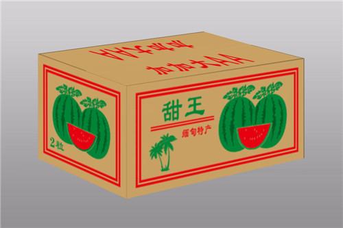 水果专用纸箱