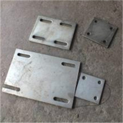 河北创泰定做加工预埋钢板-异型预埋铁板-镀锌预埋板生产厂家