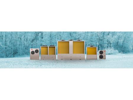 西寧商用空氣能工程-如何買專業的空氣源熱泵