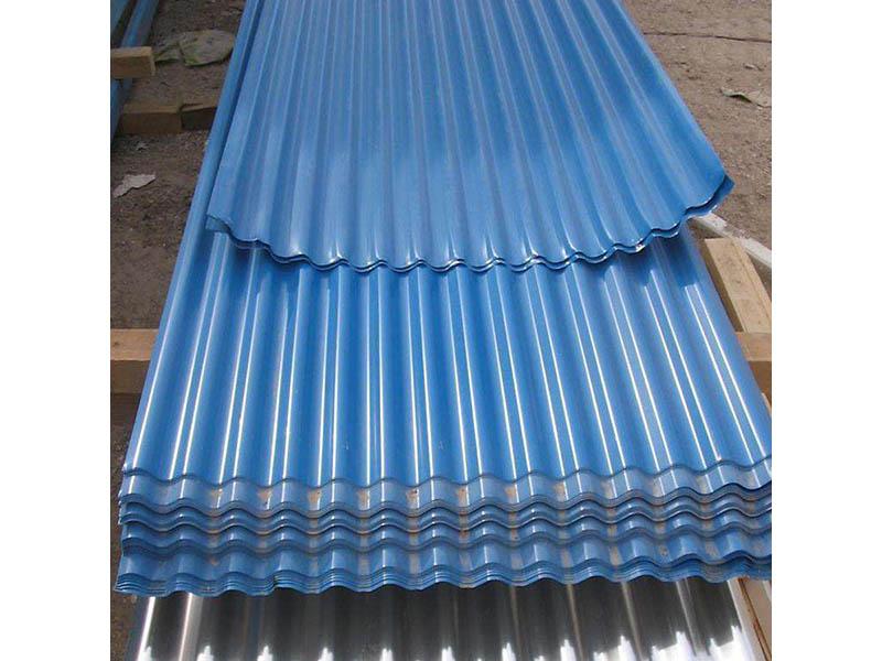 清水彩钢钢构|彩钢压型板建造找超前通彩钢厂