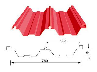 武都彩鋼鋼構-想要彩鋼壓型板就到超前通彩鋼廠