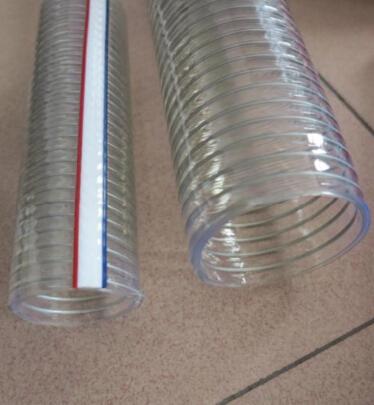 潍坊地区优质的PVC钢丝管在哪儿买 _立业塑料软管