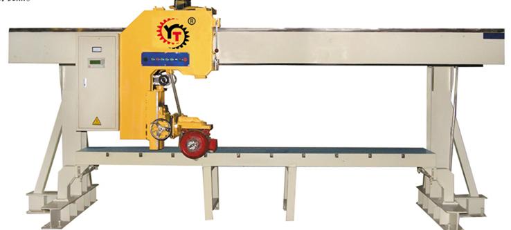 龙门式切割平台供应商-逸泰石材机械龙门式切割平台怎么样