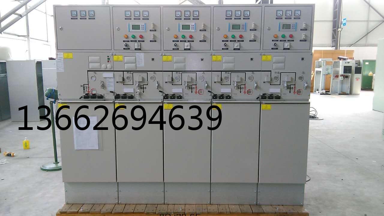 深圳报价合理的西门子8DJH充气柜厂家推荐 四川西门子开关柜