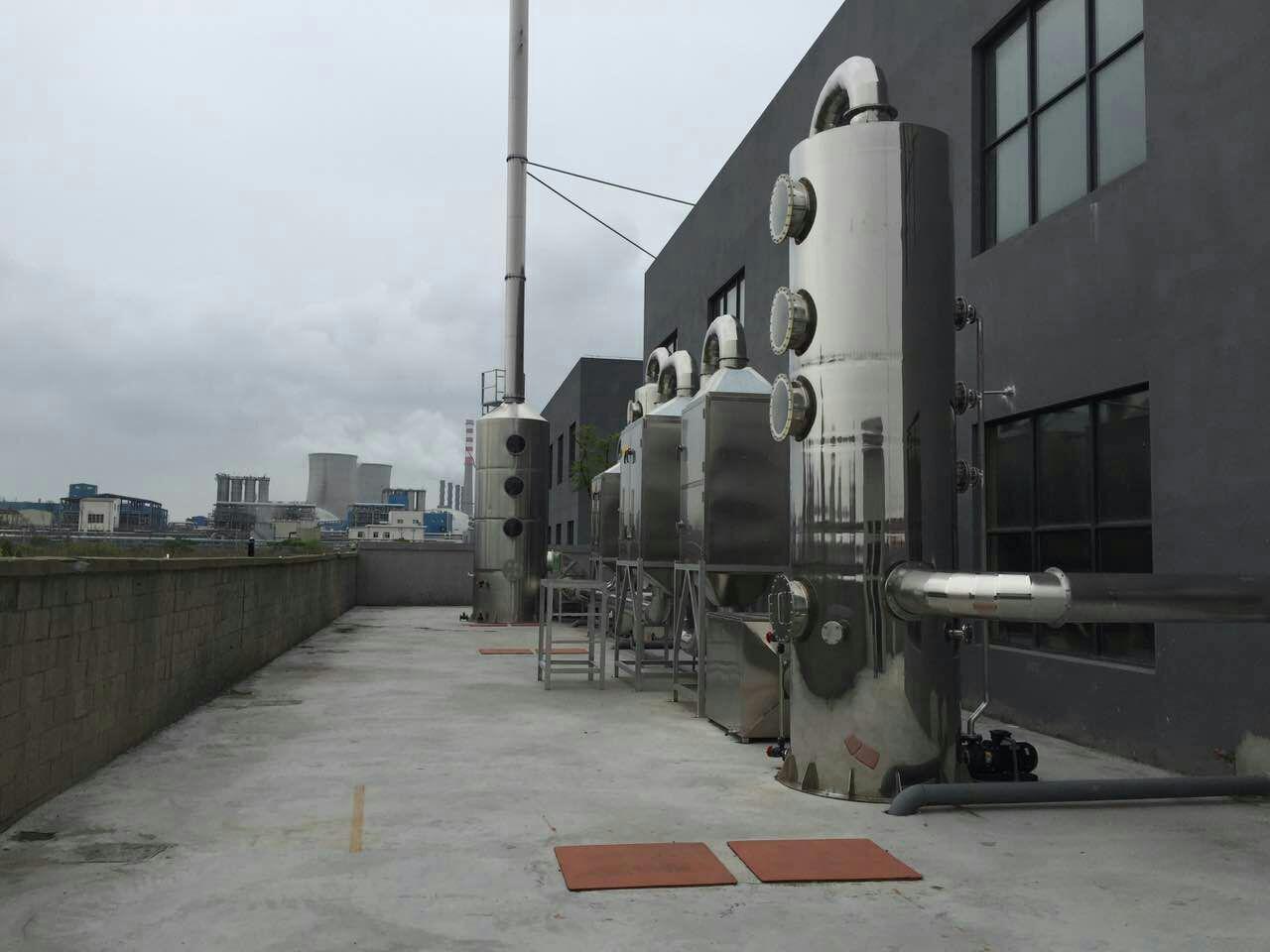 吴江工业废水处理公司 苏州鱼翔环境工程靠谱的废水处理推荐