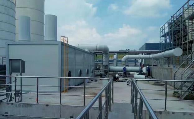 苏州鱼翔环境工程供应可靠的环境工程  _江苏污水厂除臭