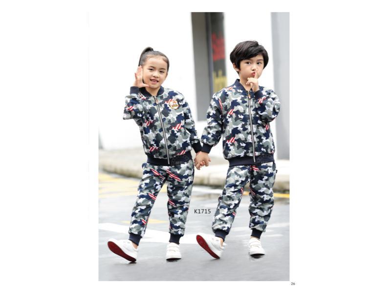 泉州款式新颖的幼儿园园服批发出售,幼儿园园服价格行情