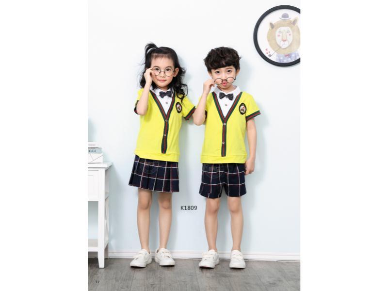 幼儿园园服定制公司_称心的幼儿园园服
