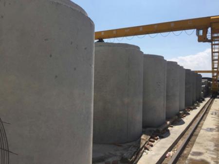 水泥管厂家|甘肃地区销量好的水泥管怎么样