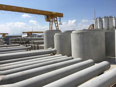 甘肃排水管厂家-买韧性强的排水管就到镍城水泥制品