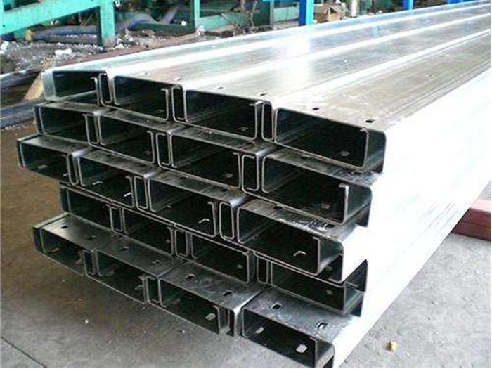 宁夏优良的c型钢供应商-金昌c型钢厂家
