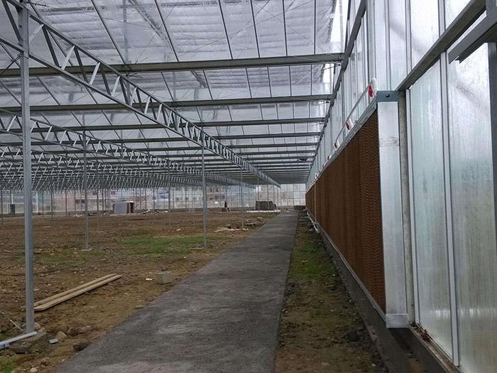 多功能温室大棚建造-精良的生态园艺温室大棚供应