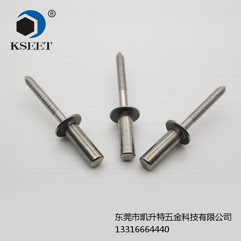 【推荐】东莞凯升特五金科技优越的封闭型抽芯铆钉