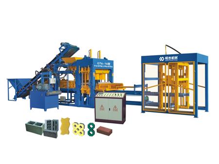 恒泰机械提供质量良好的建材生产机械-建材生产加工类型