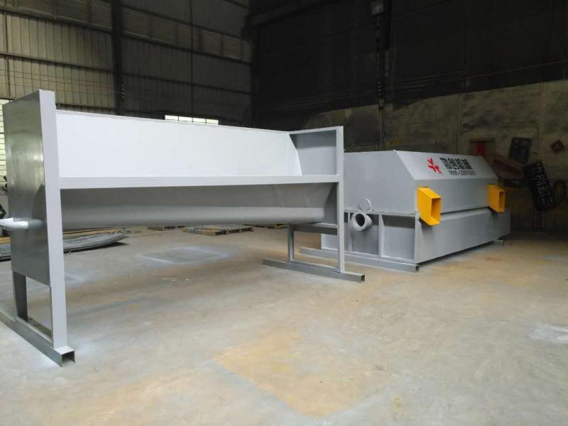 砂石分離機-攪拌站專用輪式砂石分離機