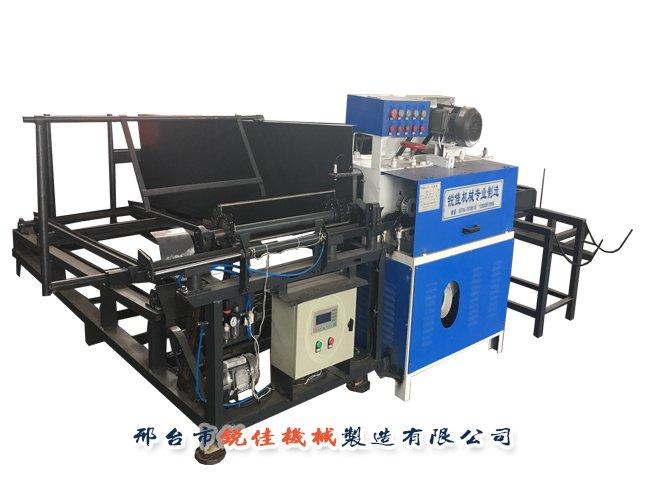 自动上料木轴锯整套新型木轴锯自动上料系统计数高效省工
