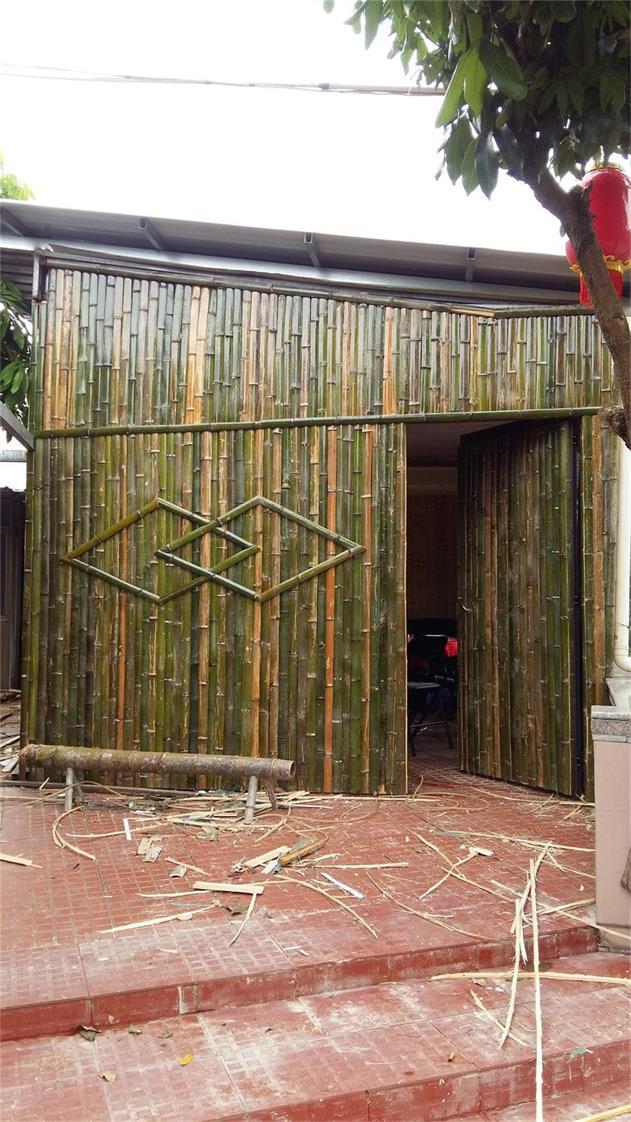 福州市竹子 传景竹木品牌竹篱笆供应商