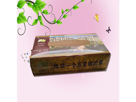 甘肃抽纸盒厂家-选择盒装抽纸外盒规格应该从哪方面考虑?