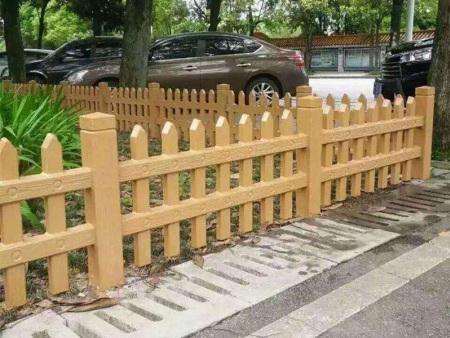 《你的标配》仿木护栏生产厂家+仿木护栏批发