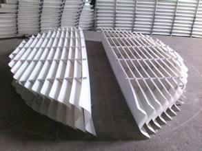 玻璃鋼除霧器價格|專業的玻璃鋼除霧器河北盛潤玻璃鋼脫硫塔供應