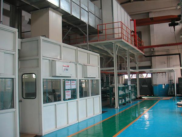 潍坊自动涂装设备流水线厂家推荐 静电喷涂设备厂家