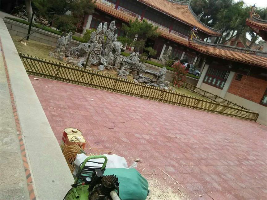 福建声誉好的竹子栏杆厂商推荐_南平竹子护栏