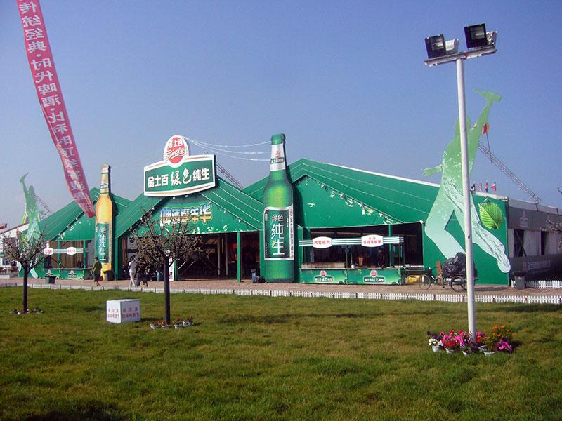 盘锦啤酒节大篷销售|专业生产安装啤酒节篷房