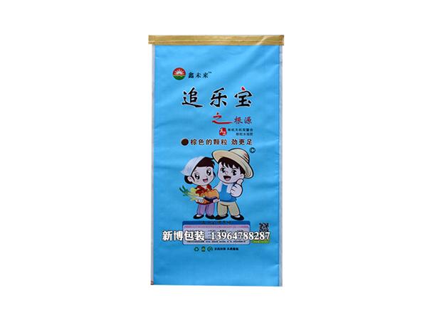 青州水溶肥编织袋-新博包装供应同行中性价比高的水溶肥编织袋