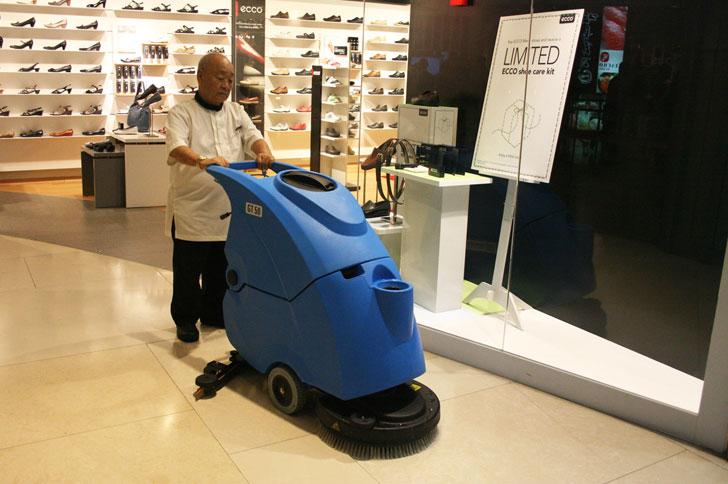 品牌好的GT50标准型手推洗地机厂家 四川GT50标准型手推洗地机厂家